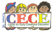 Logo of St. John's Preschool